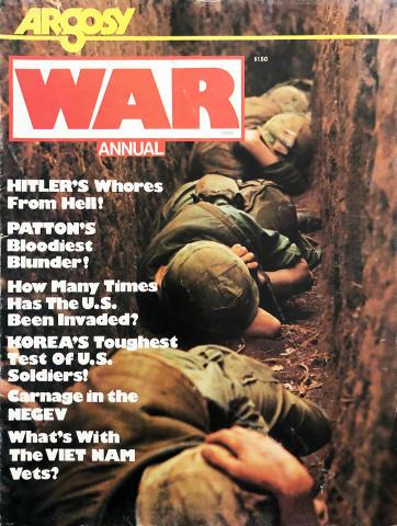 The Argosy WAR Annual