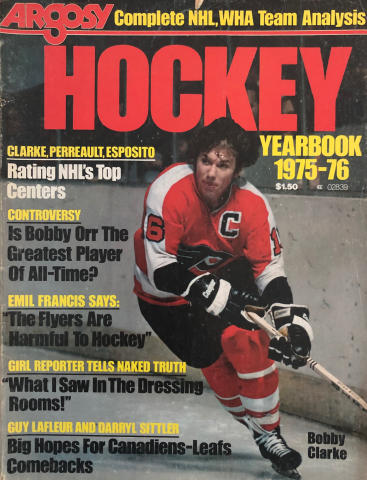 The Argosy HOCKEY Yearbook