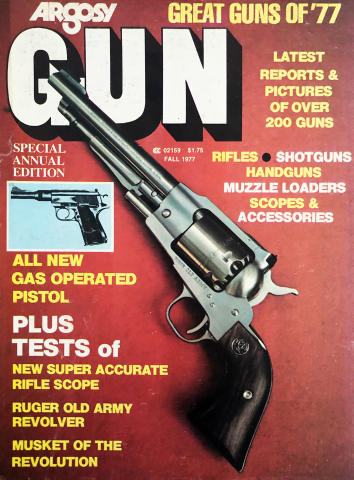 The Argosy GUN Annual