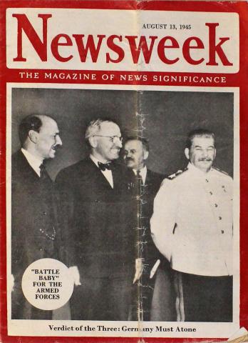 Newsweek Battle Baby