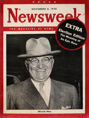 Newsweek Extra Election Edition