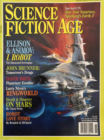 Science Fiction Age