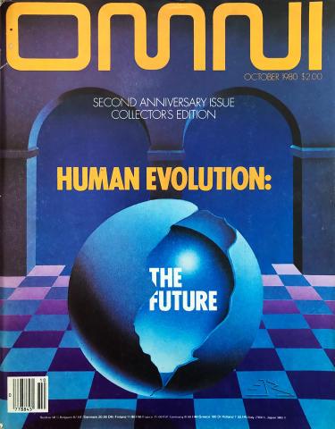 Omni Second Anniversary Issue Collector's Edition