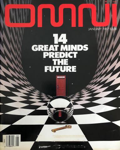 Omni 14 Great Minds Predict The Future