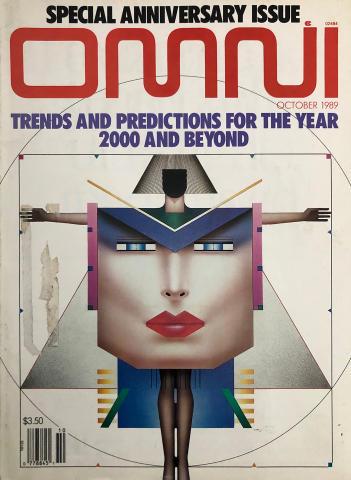 Omni Special Anniversary Issue