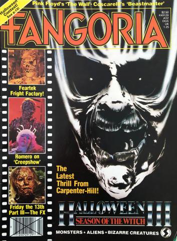 Fangoria #22