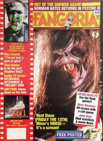 Fangoria #51