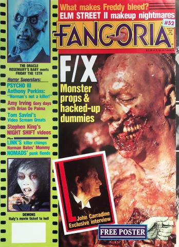 Fangoria #52
