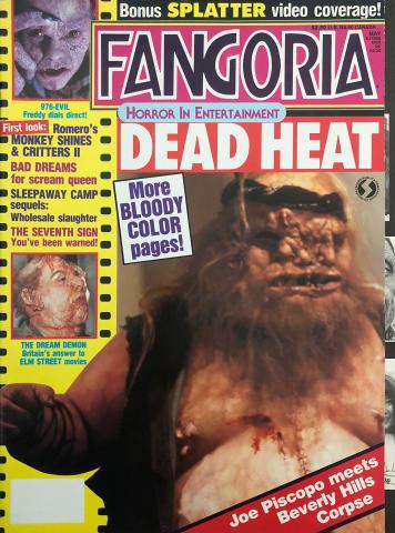 Fangoria #73