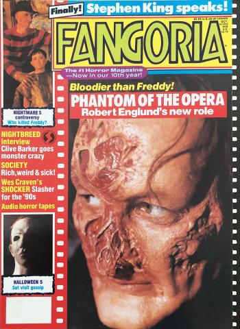 Fangoria #87