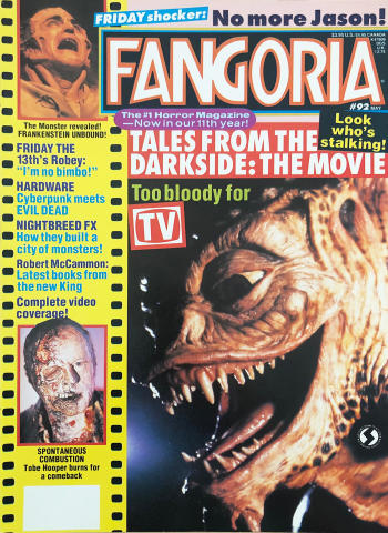 Fangoria #92