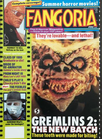 Fangoria #93