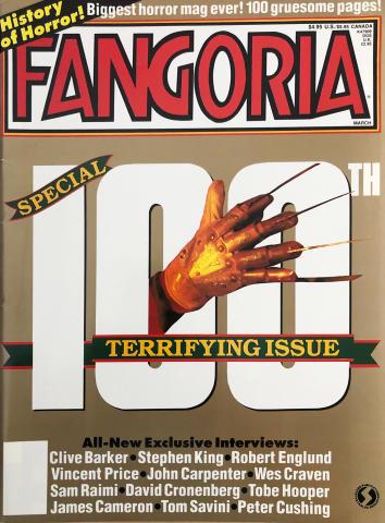 Fangoria #100