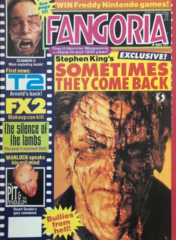 Fangoria #101