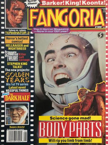 Fangoria #105