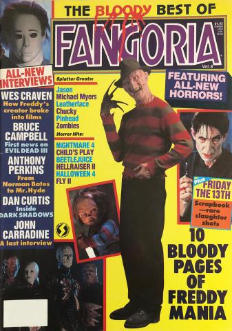 Fangoria The Bloody Best Of #8