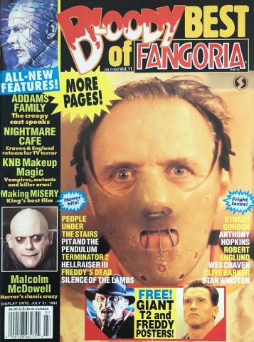 Fangoria The Bloody Best Of #11