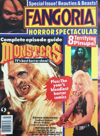 Fangoria Horror Spectacular