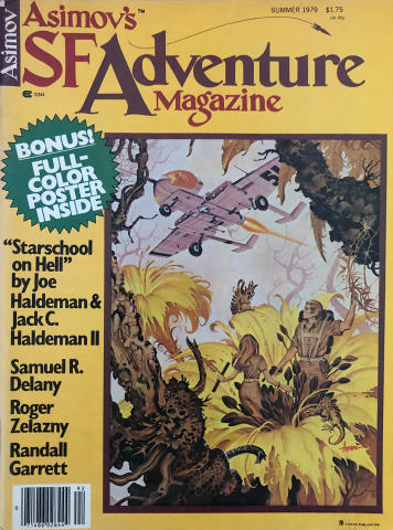 Asimov's SF Adventure