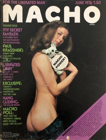 Macho Vol. 1 No. 1