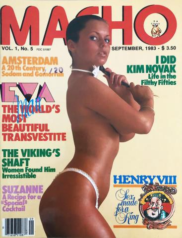 Macho Vol. 1 No. 5