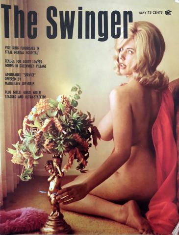 The Swinger Vol. 1 No. 1