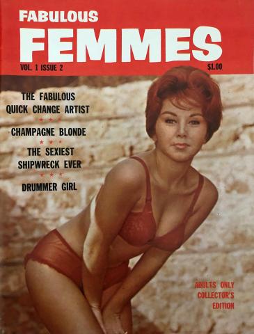 Fabulous Femmes Vol. 1 No. 2