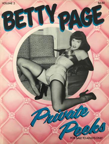 Bettie Page Volume 2