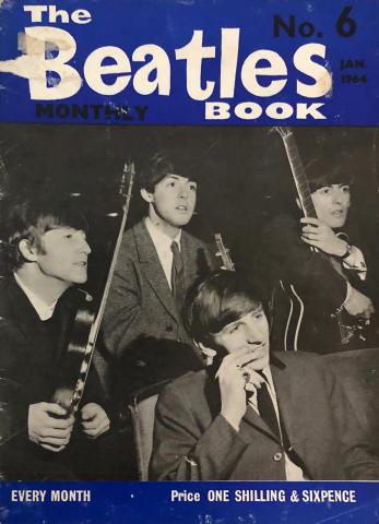 The Beatles Book No. 6