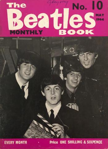 The Beatles Book No. 10
