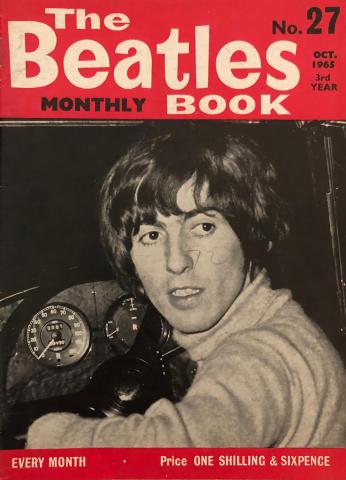 The Beatles Book No. 27