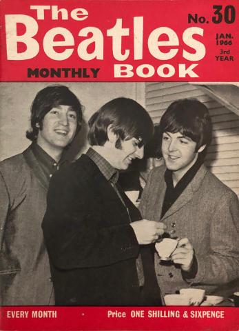 The Beatles Book No. 30