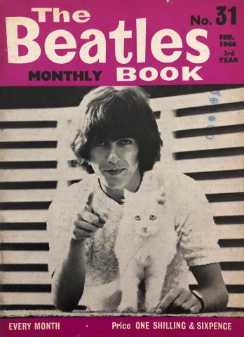 The Beatles Book No. 31
