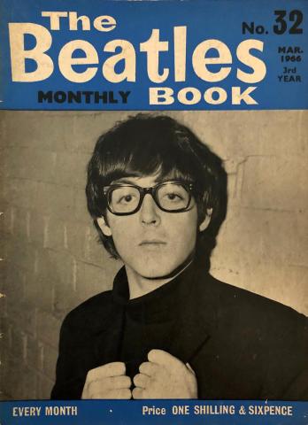 The Beatles Book No. 32