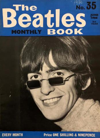 The Beatles Book No.35