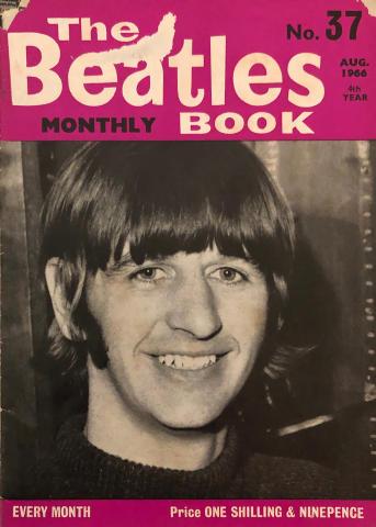 The Beatles Book No. 37
