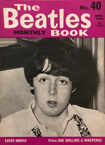 The Beatles Book No. 40