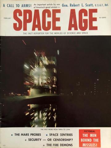 Space Age Vol. 1 No. 2