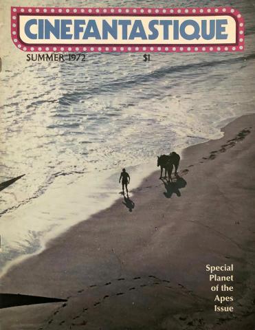 Cinefantastique Vol. 2 No. 2