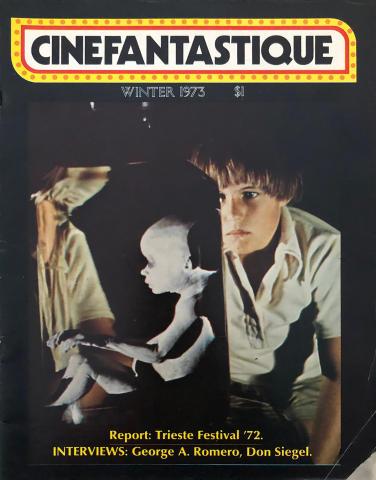 Cinefantastique Vol. 2 No. 3