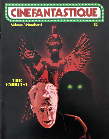 Cinefantastique Vol. 3 No. 4