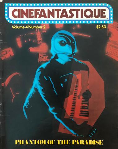 Cinefantastique Vol. 4 No. 2