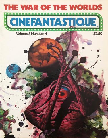 Cinefantastique Vol. 5 No. 4