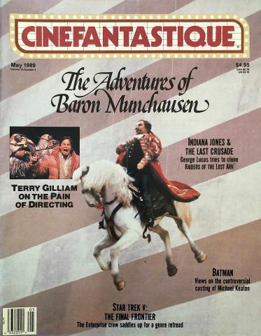 Cinefantastique Vol. 19 No. 4