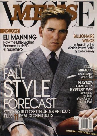 Vogue Mens