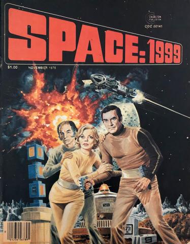 SPACE:1999 Vol. 1 No. 1