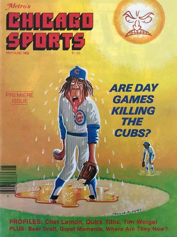Chicago Sports Premiere Issue