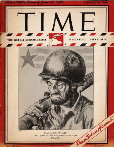 Time Military Pacific Edition