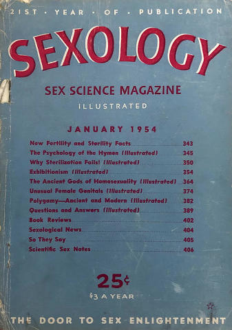 Sexology