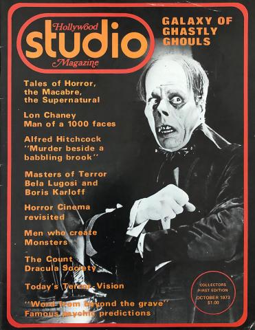 Hollywood Studio Vol. 8 No. 5